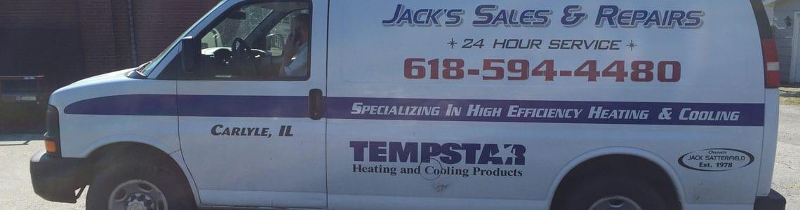 heat installation in carlyle illinois